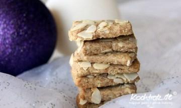 Mandel-spekulatius / Almond-biscuits