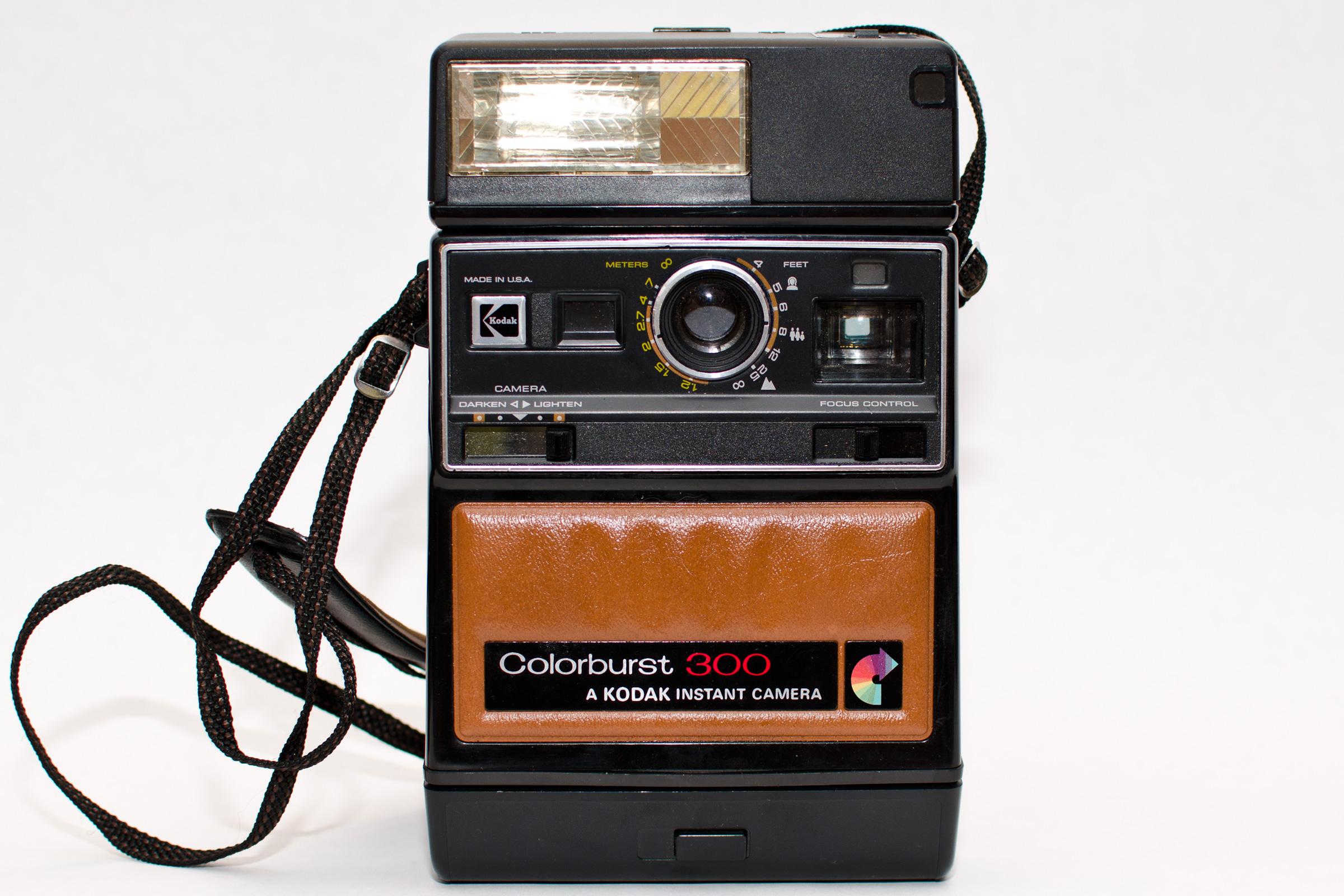 Fullsize Of Kodak Instant Camera