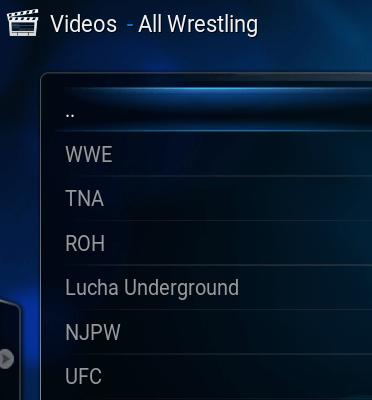 All Wrestling 3