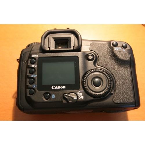 Medium Crop Of Canon Eos 20d