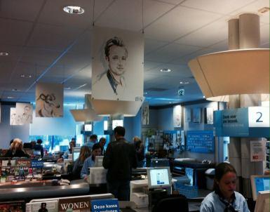 K10D Supermarket Albert Heijn