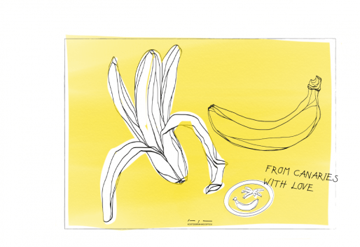 From Canaries with Banana Love