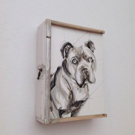 Vincent, Portrait on drawer