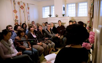 Applications for Paid Writer-in-Residence – Closing February 1, 2016