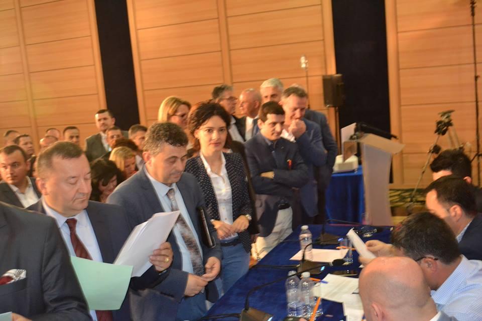 Rilindja voton në rrjesht në Asamblenë e PS