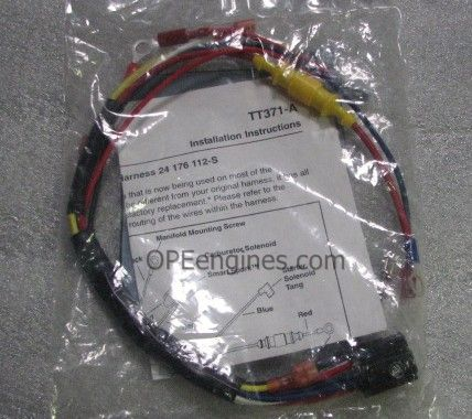 Kohler Part # 24176150S Wiring Harness - OPEengines
