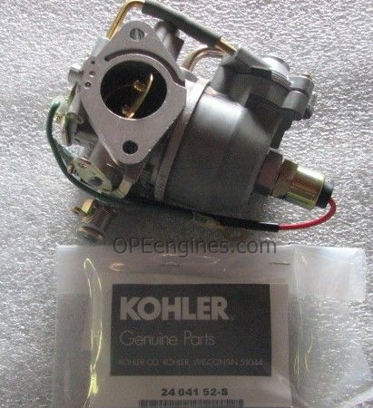 Kohler Part # 2485390S Carburetor Assembly W/Gaskets - OPEengines