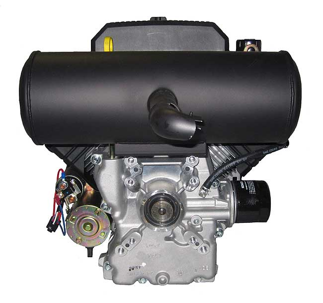 Kohler Engine CH640-3120 205 hp Command Pro 674cc Terramite Backhoe