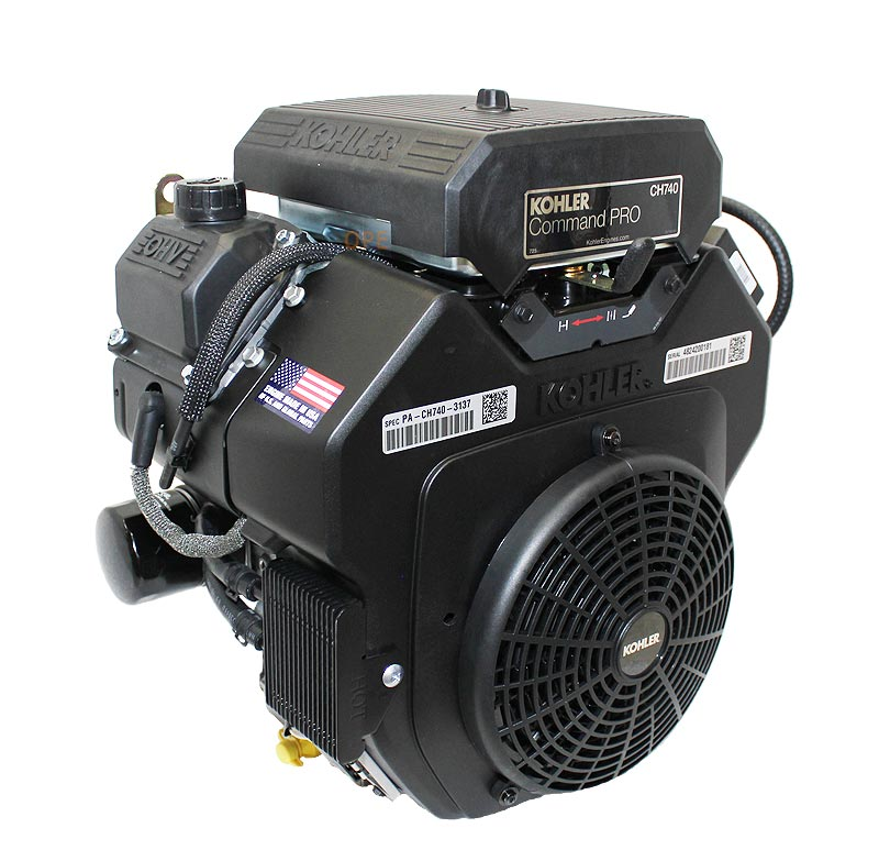 Kohler Engine CH740-3137 25 hp Command Pro 725cc Toro Debris Blower