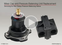 Instructional Video - Mixer Cap and Pressure Balancing ...