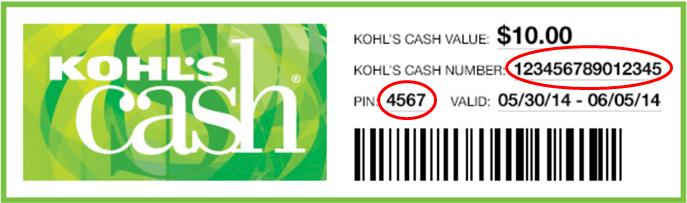 kohl s customer service number