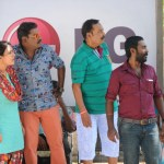 Achamindri Movie Shooting Spot Stills