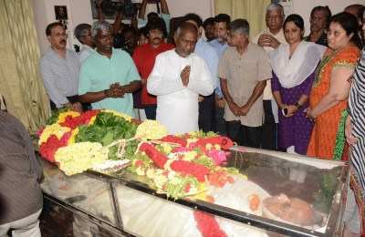 Kollywood Stars pays last respect to Balamuralikrishna (19)