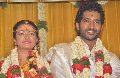 Actor Pandu Son Pintu Wedding Photos (32)