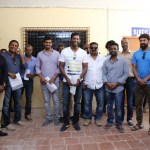 Actor Vishal's Team filed their nominations for Producer Council Elections (11)