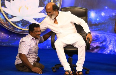 Superstar Rajinikanth Fans Meet - 2nd Day Photos (1)
