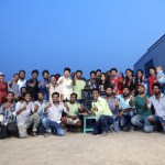 Udhayanidhi - Manjima Film Shooting Wrap Up Stills (7)