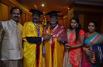 Doctorate To Director S A Chandrasekhar Photos (37)