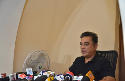 Kamalhassan Press Meet Stills (2)