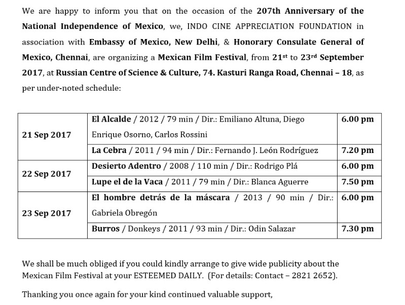 Mexican Film Festival Invite (6)