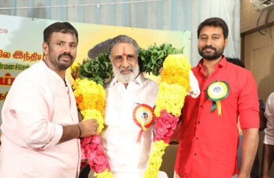 All Indian Jaivanth Fans Welfare Association Members Announcement and Discussion Meeting Stills (1 (8)
