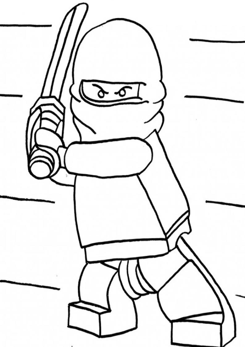 ninjago ninja ninjago ninja kolorowanka lego