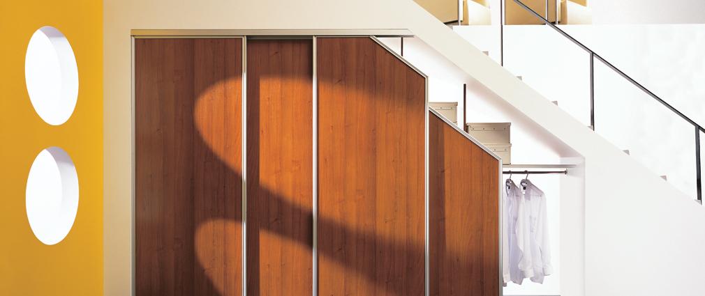 sliding door walls