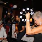 Lucia dances the night away with El Gato Solea