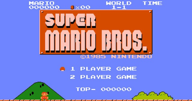 Black Wallpaper Video Il Finit Quot Super Mario Bros Quot En Moins De Cinq Minutes