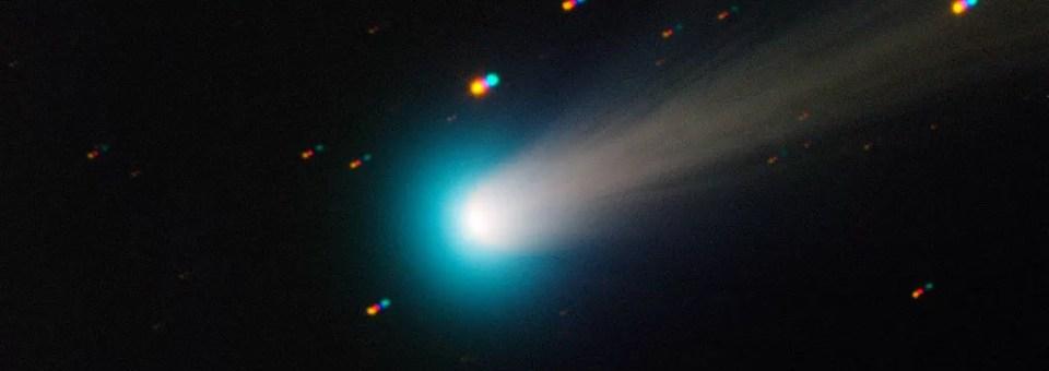 Kometa ISON – realne zagrożenie czy deszcz meteorytów?
