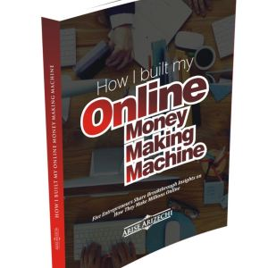 How I Built an Online Money Making Machine