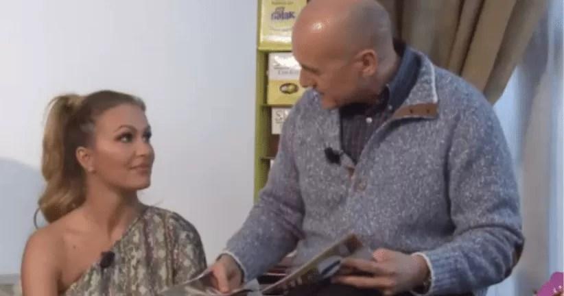 A Domenica Live Filippo Nardi chiede scusa a Eva Henger!
