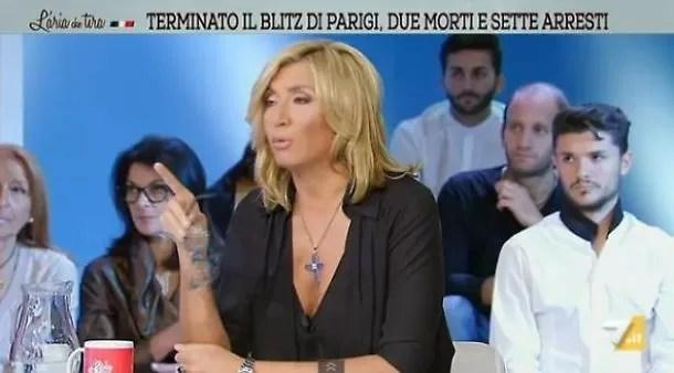 Tapiro a Barbara D'Urso, ecco perché è saltata l'ospitata di Chiara Nasti