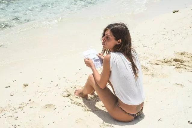 Isola dei Famosi: il messaggio di Bianca Atzei per Max Biaggi