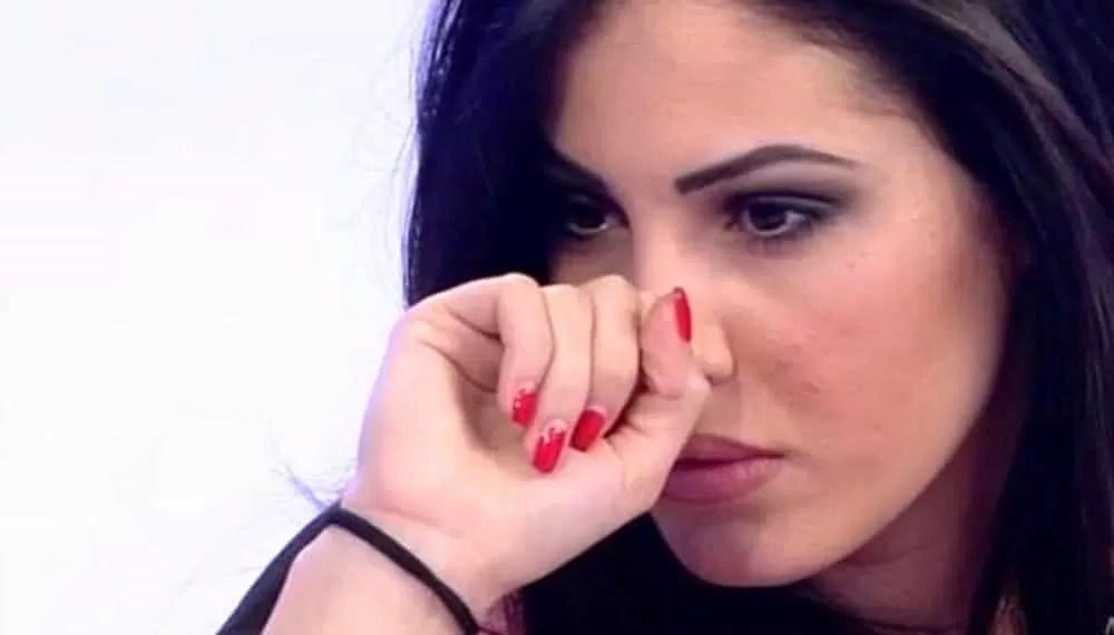 Giulia De Lellis su Instagram contro Andrea Damante