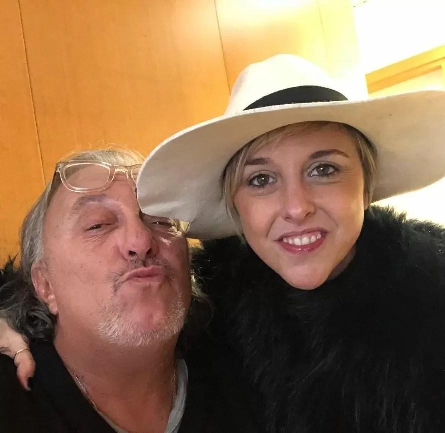 Nadia Toffa scompare da Instagram e…spunta la foto con Roberto Cenci