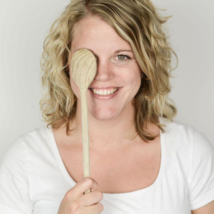 In jouw keuken   Brenda, blogger en uit de hand gelopen thuiskok