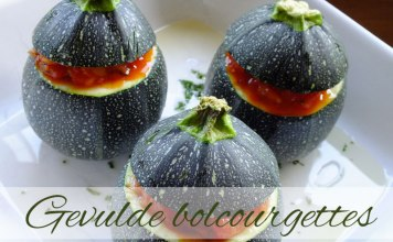gevulde bolcourgettes
