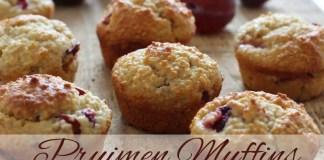 havermout pruimen muffins