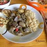 Συκωταριά Αρνίσια ή Κατσικίσια Ριγανάτη με Πιπεριές