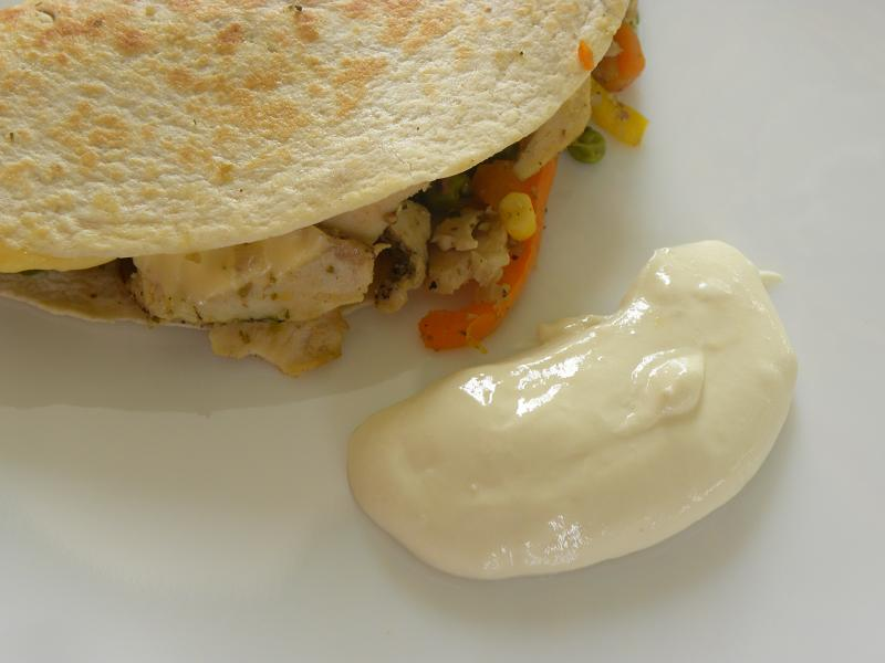 fajitas with leftover chicken