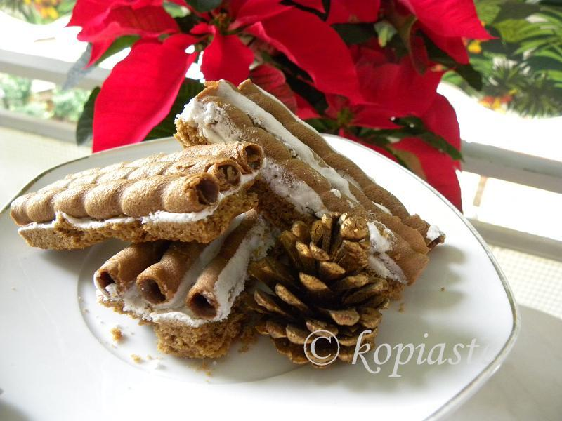 Gingerbread Cigar Cookies 2