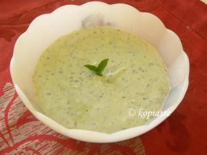 green tzatziki
