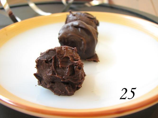 choc-coated-caramel, by Sarah