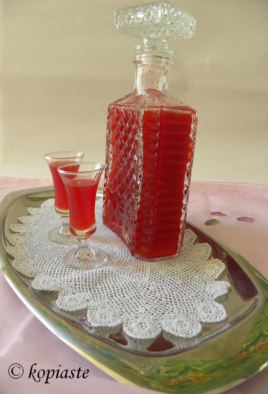 Strawberry Liqueur 2