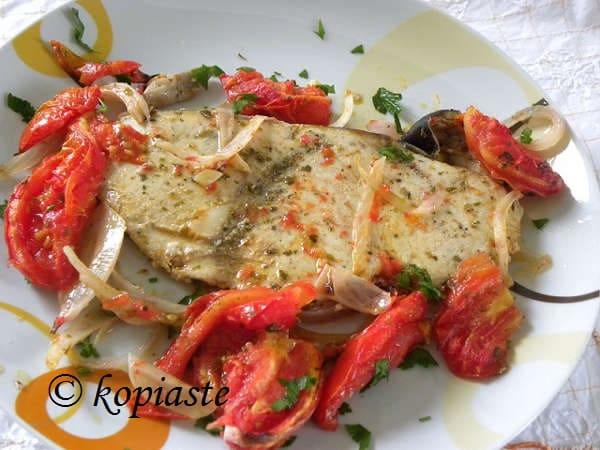 Xifias (Swordfish) Plaki