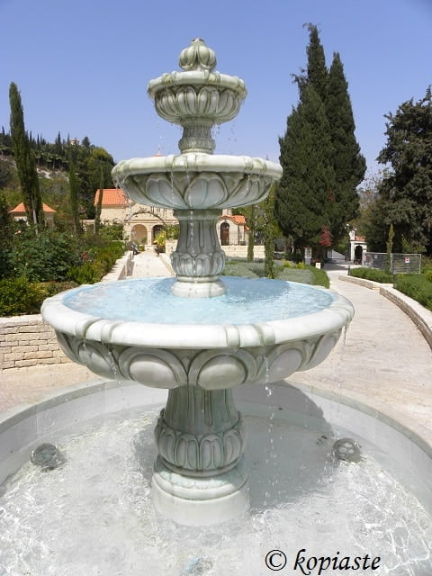 Fountain Agios Georgios Alamanos