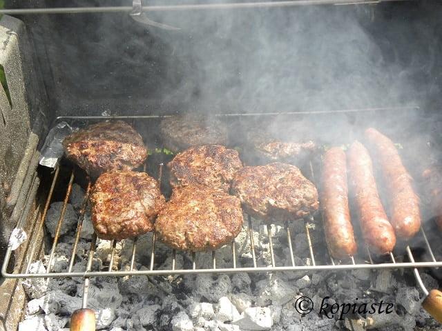 Beefburgers