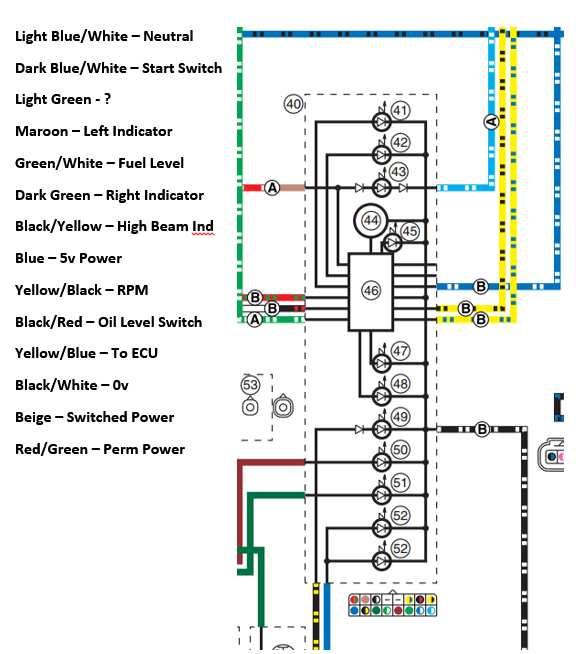 1998 yamaha warrior wiring diagram