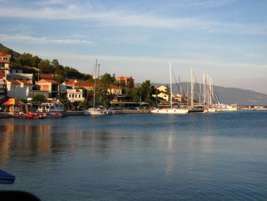 Ag. Efimia picturesque port
